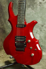 Edwards E-An-137Fr See Through Red Japan beautiful rare Ems F/S