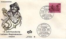 W Germany 1979 pilotaje complejo SG 1903 FDC
