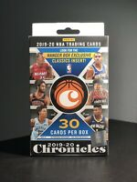 x1 2019-2020 Panini Chronicles NBA Basketball Hanger Box BRAND NEW SEALED!