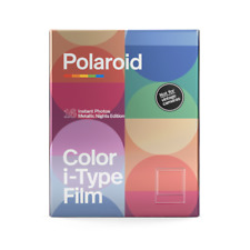 Polaroid 6035 Film Snapshot Colours Metallic Nights Edition For I-Type and P