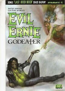 EVIL ERNIE  GODEATER1   2016      SERIES           -   DYNAMITE   COMICS