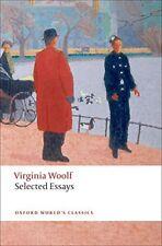 Selected Essays-Virginia Woolf, David Bradshaw