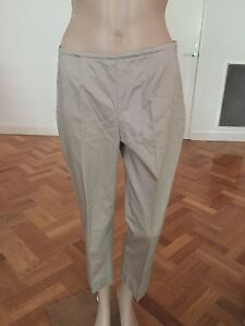 FEATHERS F LINE Women's Cotton Pants Size 10 New  W/o Tags