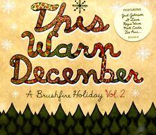 This Warm December Vol. 2 [Digipak] (CD) BRAND NEW! Jack Johnson/Matt Costa/ALO