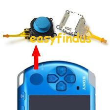 for PSP 3000 series SLIM replacement parts Button Analog Joystick blue new
