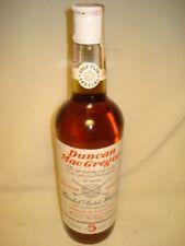 OLD DUNCAN MAC GREGOR GOLF CLUB SPECIAL Whisky Distillery cl.75 gr.43 %