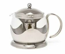 La Cafetiere LE TEAPOT 2 Cup STAINLESS STEEL 600ml Silver