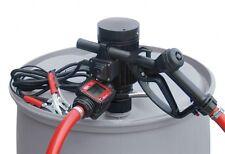 12v Diesel Drum Transfer Pump Kit/Bunded Fuel Tank/Fuel Storage/Bowser/Drum Pump