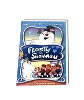 Frosty The Snowman The Original Christmas Classics DVD
