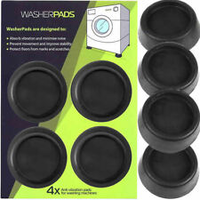 Washing Machine | Kitchen Appliance | Anti Vibration Feet | Rubber Protector Pad