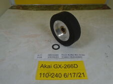 For Akai GX-266D Reel To Reel Pinch Roller RD D=40 with Washer Used