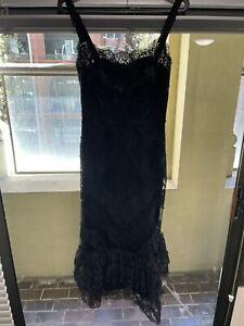 dolce gabbana Lace Dress