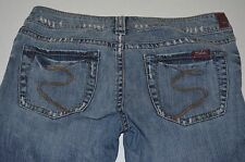 Silver Jeans Women's 30 Distressed Boot Holes