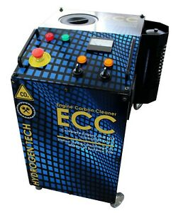 Engine Carbon Cleaning Machine 230 Hydrogen Tech. For both 12v DC & 240v AC (CE)
