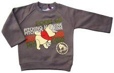 NEU! Disney Winnie Pooh Sweatshirt Langarmshirt Pullover Pulli braun 86