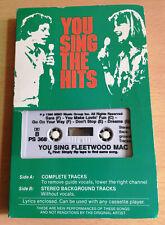 POCKET SONGS - 'YOU SING FLEETWOOD MAC' - PERFORMANCE BACKING TRACKS!