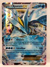 Kyurem EX 25/98 - Ultra Rare Holo - XY Ancient Origins Pokemon Card MINT