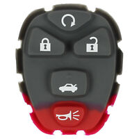 New Remote Key Keyless Fob Repair Replacement Rubber Button Pad Fix Buttons