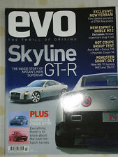 Evo No 41 Mar 2002 Astra 888, Esprit vs Noble, ST170