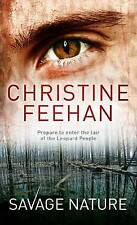 Savage Nature: Number 5 in series (Leopard People), Feehan, Christine, New Book