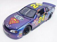Action Jeff Gordon #24 DuPont / Superman 1999 Monte Carlo NASCAR DieCast 1:24