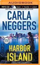 Carla Neggers HARBOR ISLAND Unabridged MP3-CD 12 Hour *NEW* FAST 1st Class Ship!