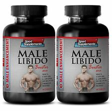 Male Enlargement Pills - Male Libido Booster 1300mg - Stinging Nettle Seeds 2B