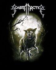 SONATA ARCTICA cd lgo 15TH ANNIVERSARY BLOOD Official SHIRT 3XL New pariahs OOP