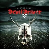 DevilDriver - Winter Kills + T-Shirt [New CD]