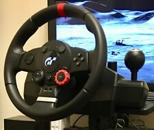 Logitech Driving Force GT VOLANTE + PEDALI + Stand PS3 & PC Gran Turismo