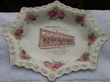 LARGE V. RARE HYDE CO-OPERATIVE 1852-1912  JUBILEE ADVERTISING DISPLAY PLATTER