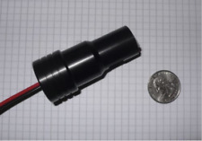 LED illuminator for Wild Heerbrugg M20 microscope, custom machined w/CREE LED