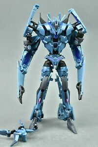 Transformers Prime Soundwave Complete Deluxe