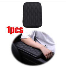 New Leather Car Armrest Pad Car Center Console Arm Rest Seat Box Pads Protective