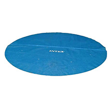Intex Solar Pool Cover 18 ft Round Pool Cover Above Ground Pool Cover