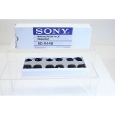 Sony AD-R44B Windscreen Foam With Plastic Frame, 12 pcs in box NOS (No.14)