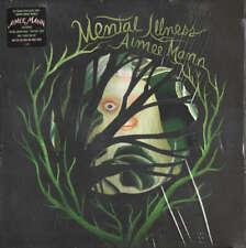 Aimee Mann Mental Illness LP Album Ltd Pin Vinyl Schallplatte 141607