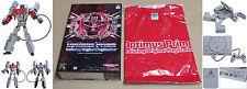 Optimus Prime featuring Original PlayStation Transformers Model Figure + T-Shirt