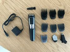 Philips Norelco Multigroom 3000 Multipurpose Trimmer - Black (MG3750)