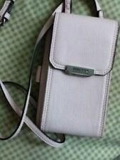 Kenneth Cole Pale Pink Wallet with shoulder Strap