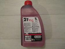 Oregon 2-Takt Mischöl 1 Liter Flasche