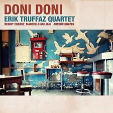 Erik Truffaz Quartet - Doni Doni (NEW CD)