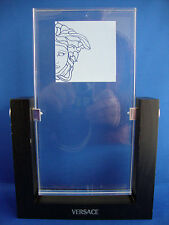 VERSACE Collector Designer Porcelain Glass Perfume Point of Sale Sign Display