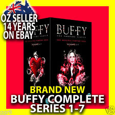 BUFFY THE VAMPIRE SLAYER Complete TV Series Seasons 1 2 3 4 5 6 7 NEW DVD Boxset