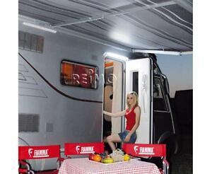 LED Außenleuchte 12V über Eingangstür