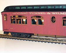ET&WNC 34 FT CLOSED VESTIBULE COACH Railroad On30 Unpainted Kit-Basher DFT16CV