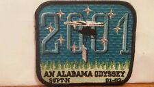 Navy 2001 An Alabama Odyssey Supt-N 4 x 3 1/2 Inches