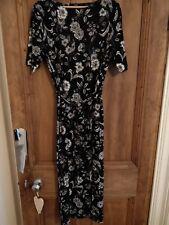 Next Tall Midi Floral Dress,14