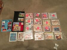 REDUCED PRICE - HUGE LOT of Disney International Collectors Society Stamps