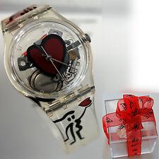 Swatch special valentine Cupid's Bow gk371 orologio raro da collezione very rare